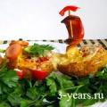 Прикольные рецепты: кораблик (12 фото)